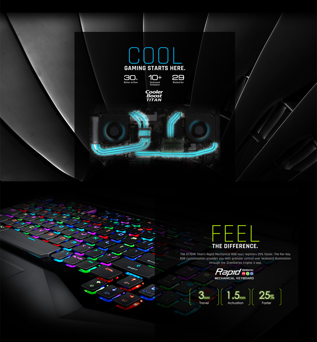 Msi Gt75 8rx Titan 093 Nvidia Gtx 1080 Desktop Gpu 8gb